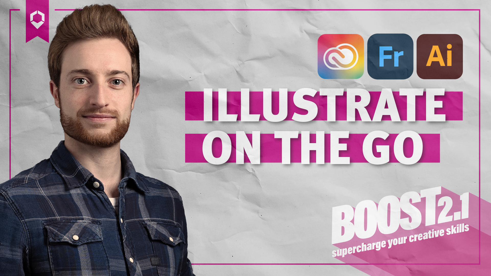 Boost-Illustrate on the go